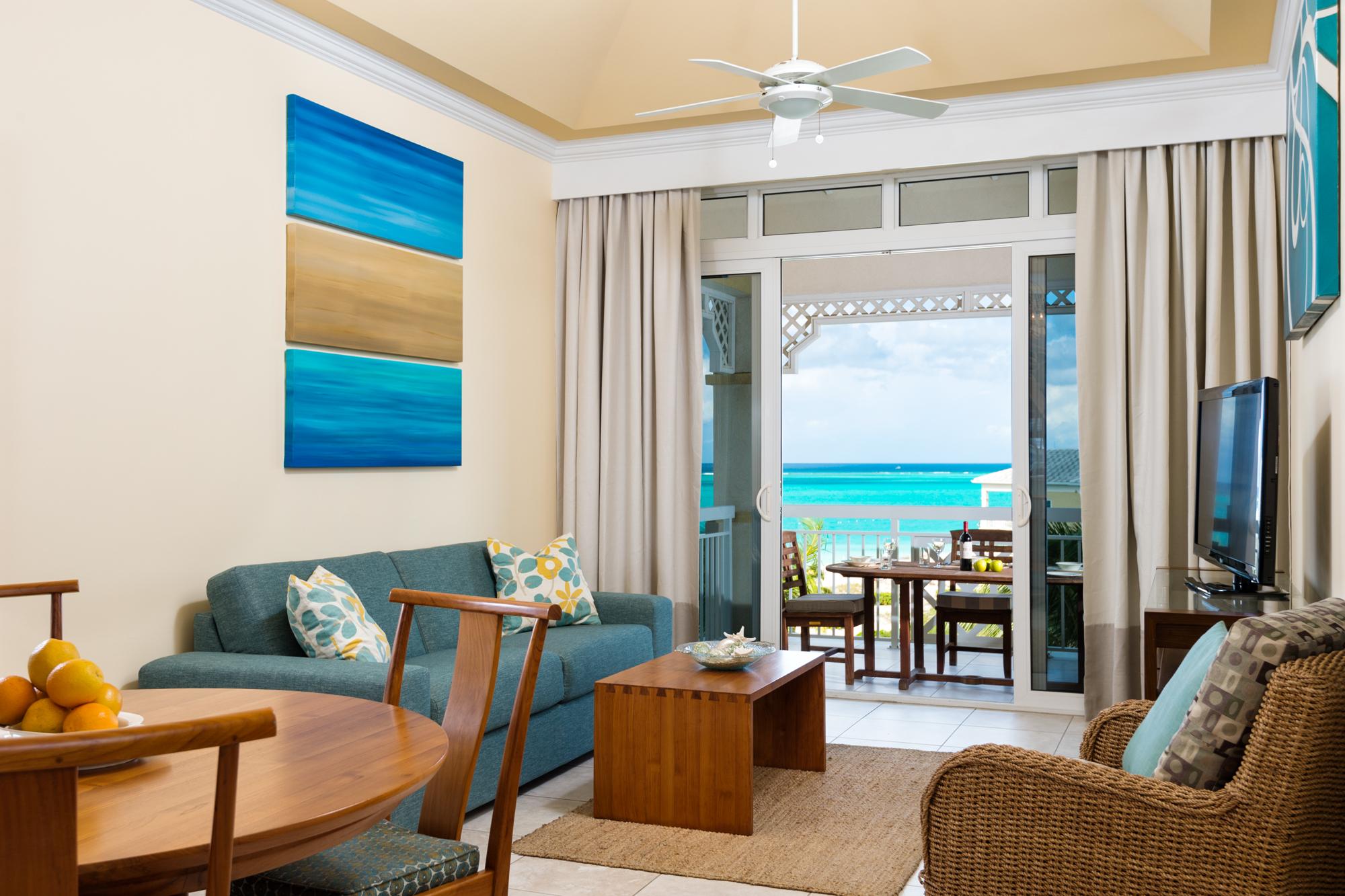 Two Bedroom Ocean View Suite Blue Haven Resort